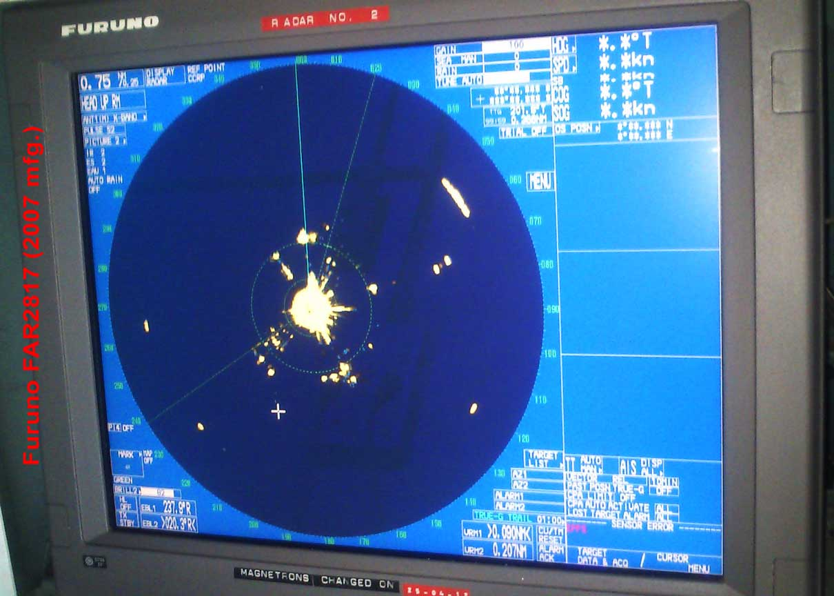 marine radar Jrc(japan radio co, ltd)is a group of communication technology professionals to work for connecting your feeling and thoughts introduce ofmarine radar jma-5300series.