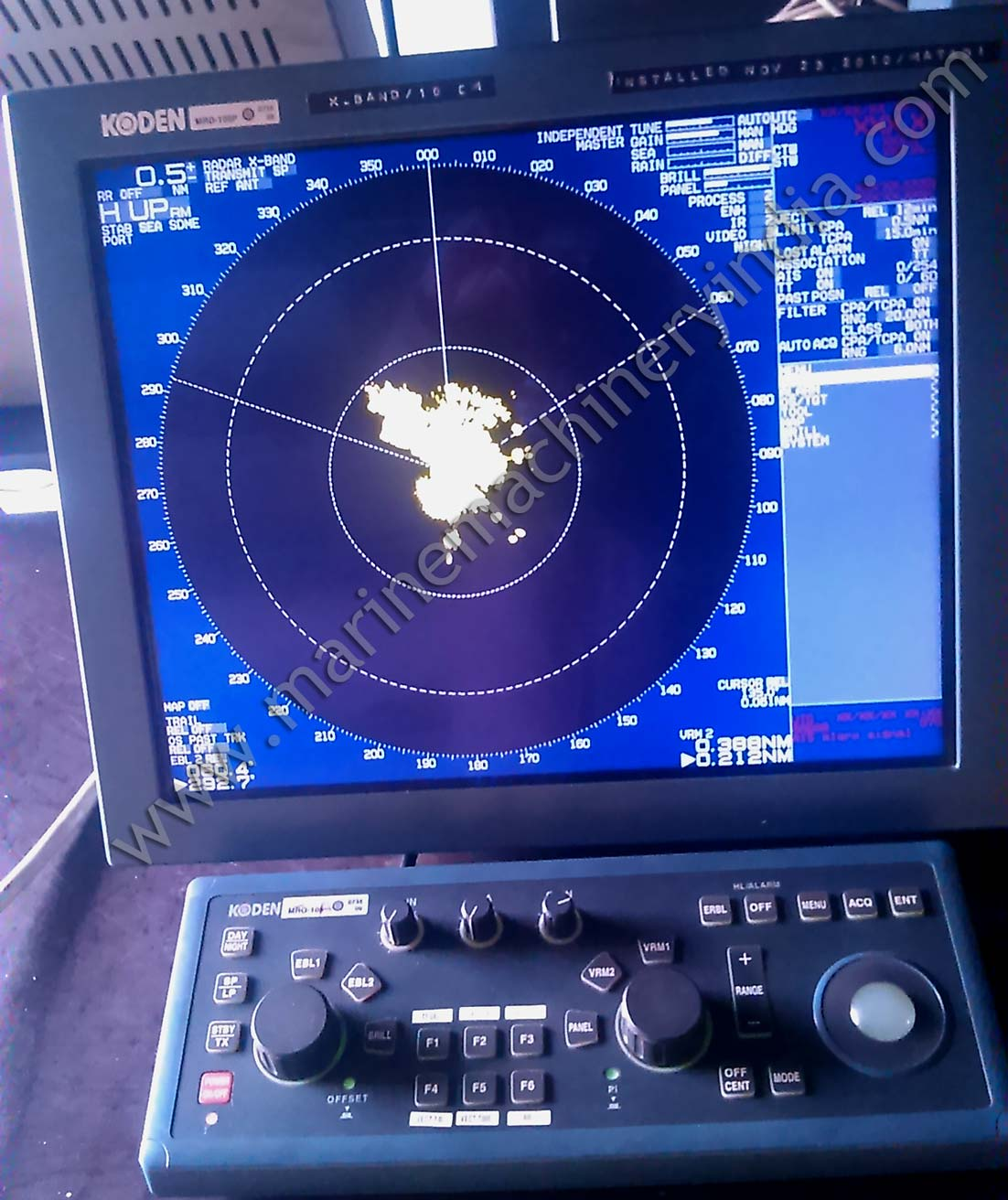 marine radar Day and night, radar systems from raymarine keep you aware of surrounding traffic, hazards and obstacles, approaching weather and so much more.