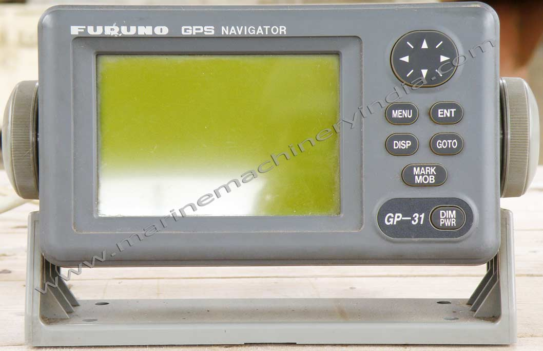 Buy Furuno Gps Navigator Gp31 Used Marine With Antenna