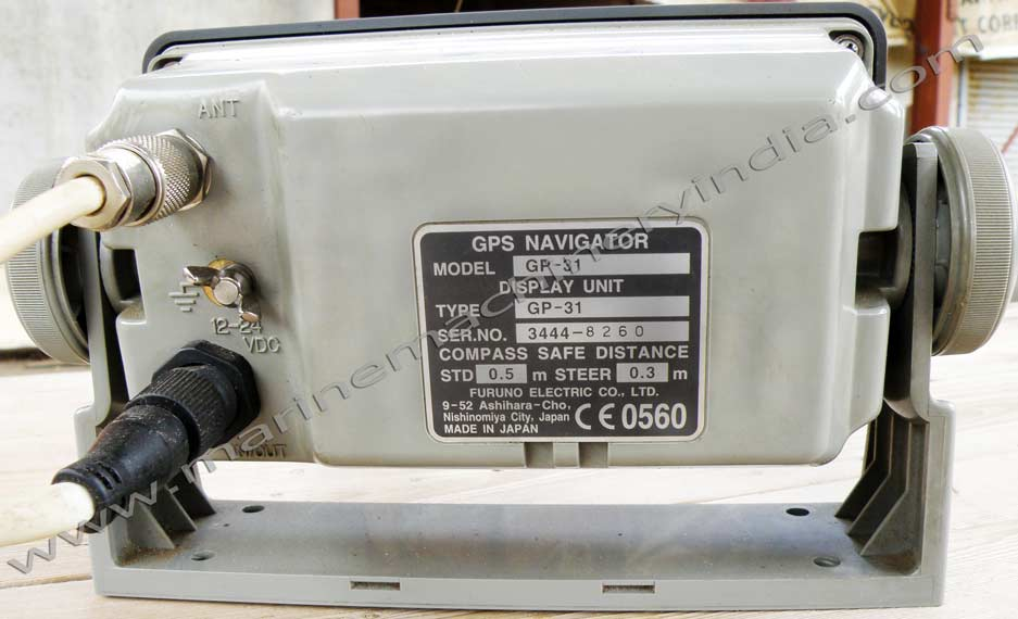 Furuno_GPS_GP31_2 buy furuno gps navigator gp 31 used marine gps with antenna furuno gp 31 wiring diagram at reclaimingppi.co