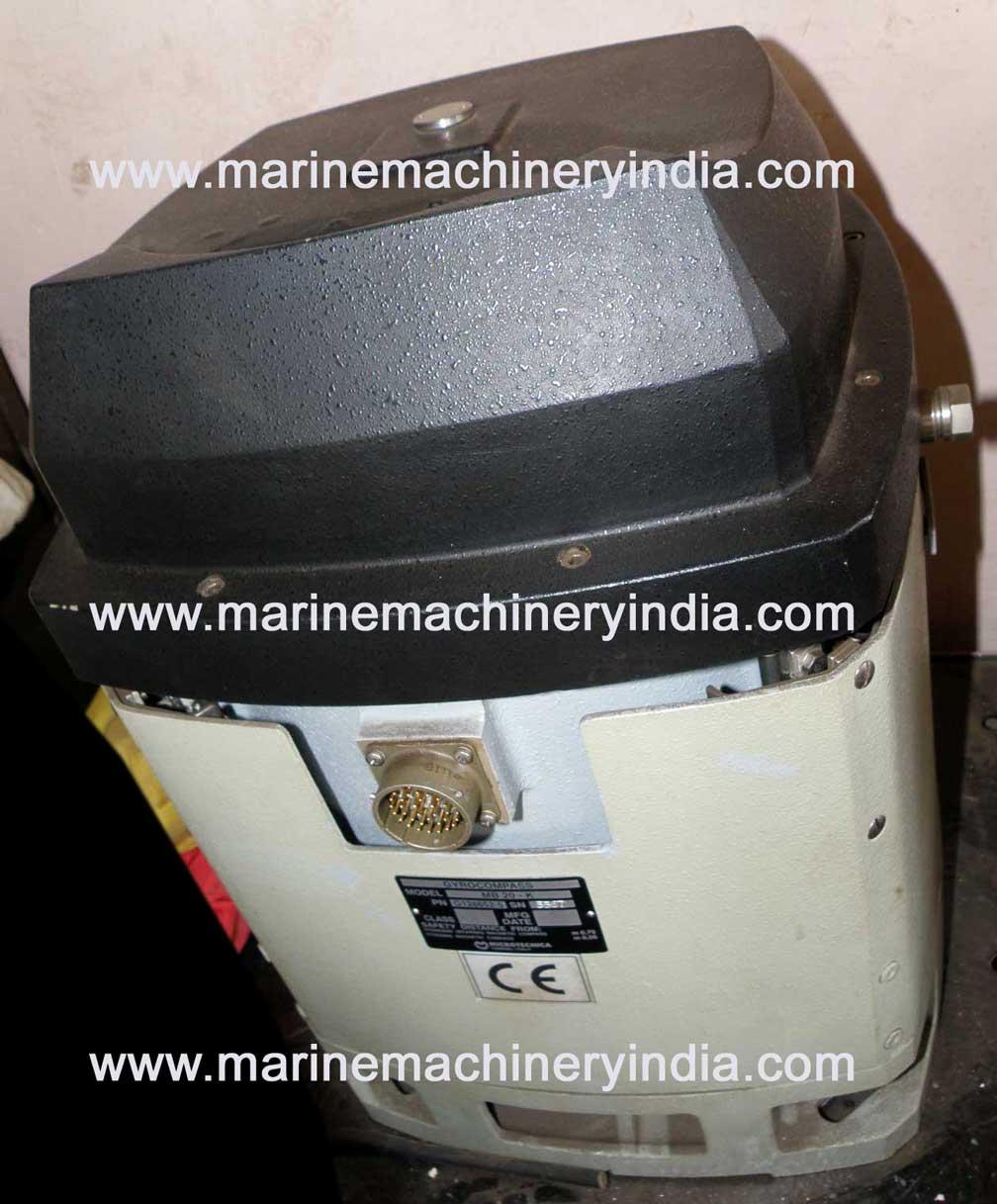 Microtecnica Polaris MB-20K Used Marine Master Gyrocompass