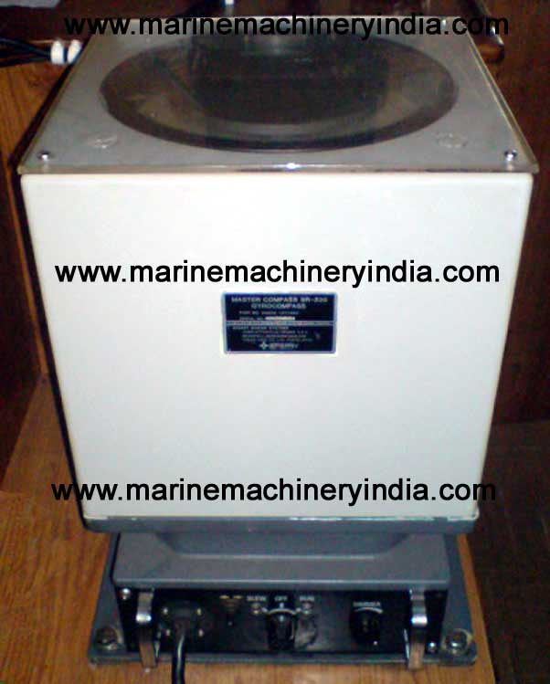 Sperry SR220 Used Marine Gyrocompass for sale