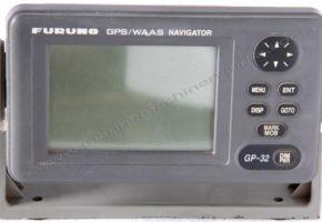 Furuno GP32 GPS WAAS Navigator, 4.5″ Bright LCD Display