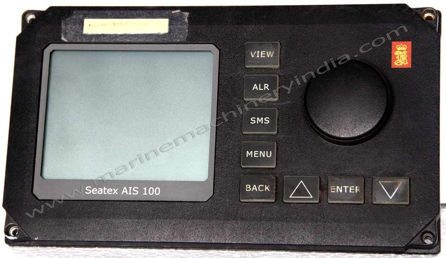 Simrad Kongsberg Seatex Used Marine AIS 100 Class A for sale
